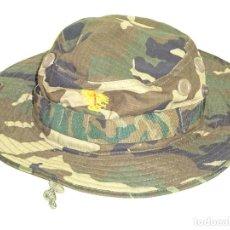 Militaria: CHAMBERGO MILITAR. EJÉRCITO ESPAÑOL. CAMUFLAJE BOSCOSO. TALLA M INDUYCO. 140 GR. Lote 167580313