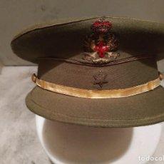 Militaria: GORRA DE PLATO ALFEREZ EJERCITO DE TIERRA ESPAÑOL. Lote 168484668