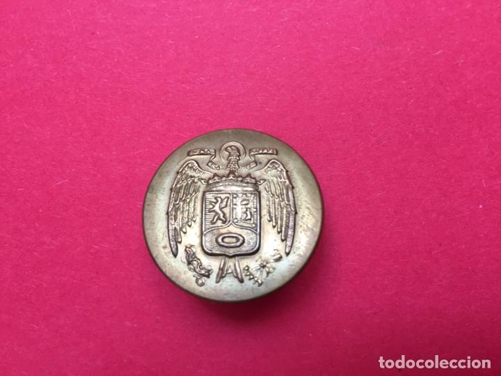 Militaria: Antiguos 3 BOTONES metálicos (Policía Municipal Madrid; 1950's) Águila ¡COLECCIONISTA! ¡Originales! - Foto 4 - 168600280