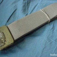 Militaria: CINTURON EJERCITO ESPAÑOL. Lote 168943448