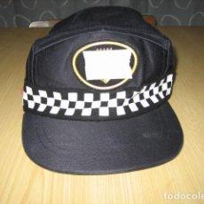 Militaria: GORRA POLICIA LOCAL T58. Lote 169324768
