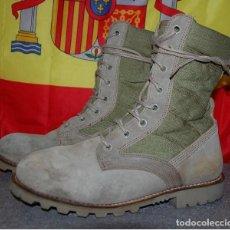 Militaria: BOTAS MILITARES EJERCITO/ARIDAS/DESIERTO NUMERO 44. Lote 169582044