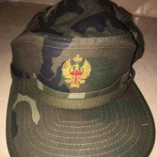 Militaria: GORRA FAENA EJERCITO. Lote 169764577