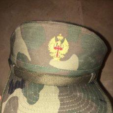 Militaria: GORRA FAENA EJERCITO ESPAÑOL. Lote 169764650