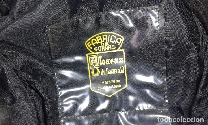 Militaria: GORRA PILOTO DE IBERIA - GALLETA BORDADA - VER FOTOS - Foto 3 - 169907460
