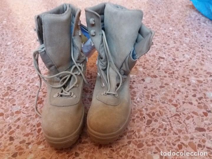 Militaria: BOTAS ARIDAS ITURRI GORE-TEX. TALLA 45. Nuevas - Foto 3 - 170116656
