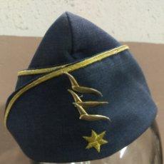 Militaria: GORRA MILITAR, GORRILLO CUARTELERO. ALFEREZ EJÉRCITO DEL AIRE. Lote 170181909