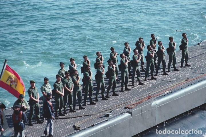 Militaria: ESTOL- COMANDOS DE LA UOE INFANTERÍA DE MARINA. - Foto 4 - 132228106