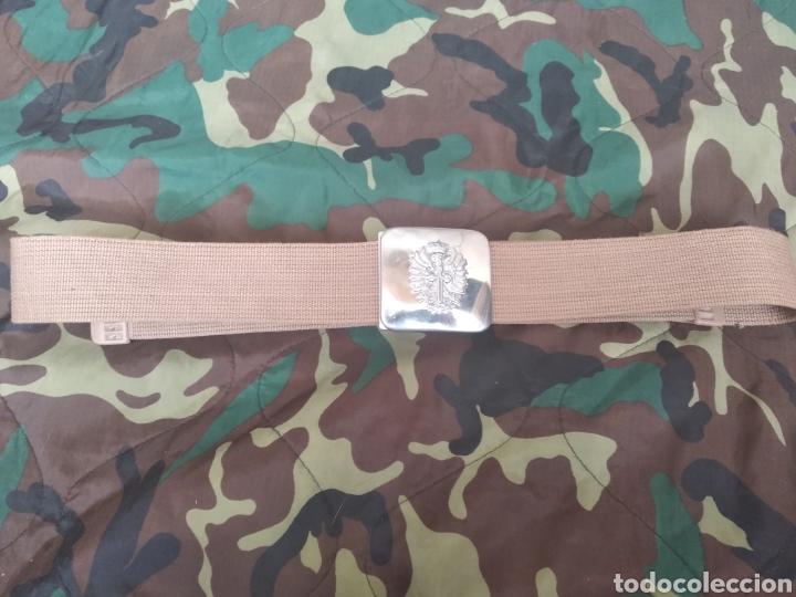CINTURÓN EJÉRCITO DE TIERRA (Militar - Cinturones y Hebillas )