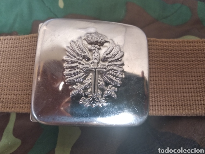 Militaria: Cinturón Ejército de Tierra - Foto 2 - 170406109