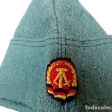Militaria: RDA: GORRILLO DE INVIERNO DE LA VOLSKPOLIZEI. Lote 170550804