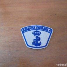 Militaria: PARCHE DE BRAZO MILITAR: ARMADA ESPAÑOLA. Lote 171338367
