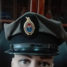 Militaria: GORRA POLICIA MUNICIPAL ELCHE. AÑOS 70. Lote 171404689