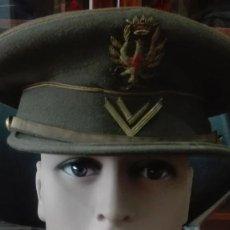 Militaria: GORRA DE PLATO CABALLERO ALUMNO SEGUNDO CURSO.. Lote 171407692