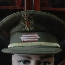 Militaria: GORRA DE PLATO SARGENTO ESPECIQLISTA EPOCA JUAN GORRA SARGNTL ESPECIALISTA EPOCA JUAN CARLOS I.. Lote 171409144