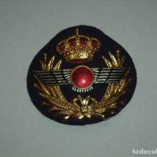 Militaria: GALLETA PARA GORRA DE PLATO DE OFICIAL DEL E. DEL AIRE. Lote 171589865