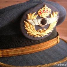 Militaria: GORRA DE CORONEL DE AVIACIÓN. ÉPOCA DE LA TRANSICIÓN. EJERCITO DEL AIRE.. Lote 171747100