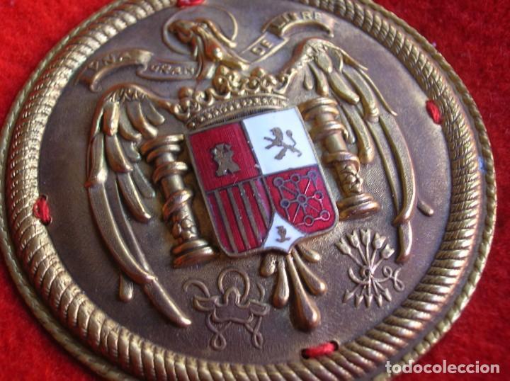 Militaria: BOINA DE LA GUARDIA DEL CAUDILLO GENERALISIMO FRANCO. - Foto 2 - 171950897
