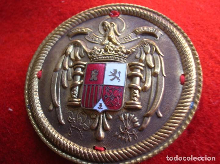 Militaria: BOINA DE LA GUARDIA DEL CAUDILLO GENERALISIMO FRANCO. - Foto 5 - 171950897