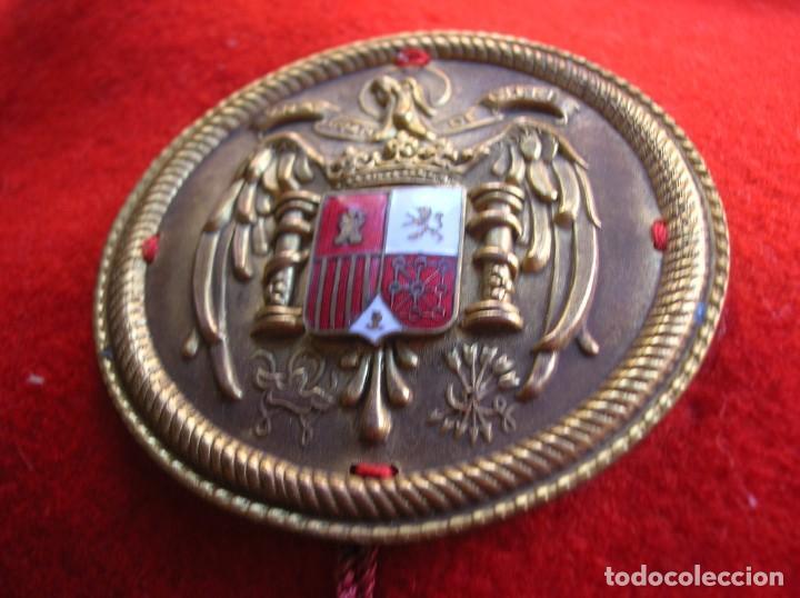 Militaria: BOINA DE LA GUARDIA DEL CAUDILLO GENERALISIMO FRANCO. - Foto 11 - 171950897