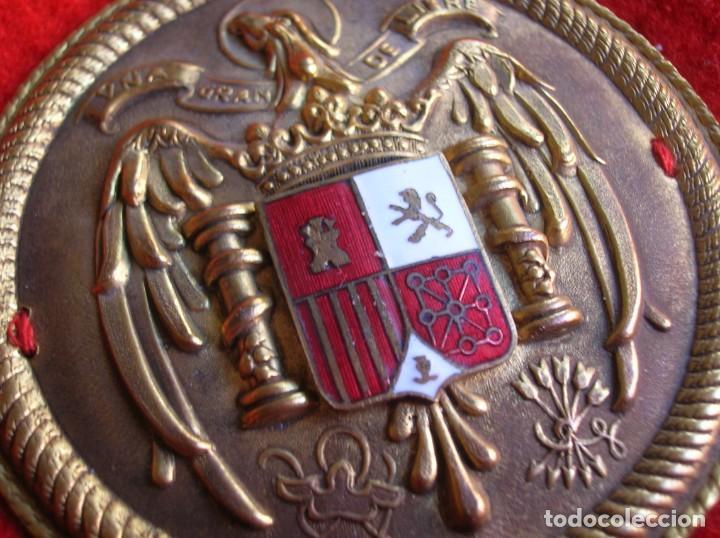 Militaria: BOINA DE LA GUARDIA DEL CAUDILLO GENERALISIMO FRANCO. - Foto 13 - 171950897