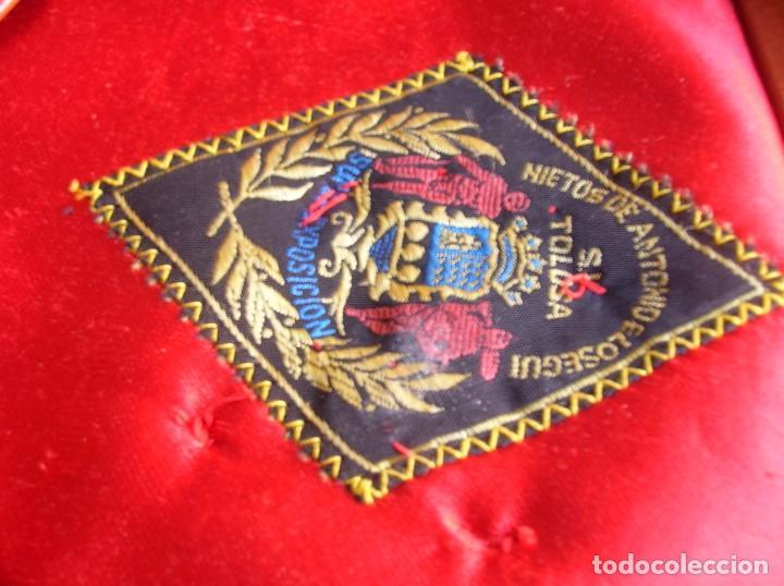 Militaria: BOINA DE LA GUARDIA DEL CAUDILLO GENERALISIMO FRANCO. - Foto 14 - 171950897