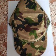 Militaria: GORRA FAENA MIMETIZADO ROCOSO. LEGION BOEL. COES. BRIPAC. Lote 172072598
