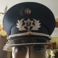 Militaria: GORRA POLICIA PORTUGAL DE INSPECTOR JEFE. Lote 172156523