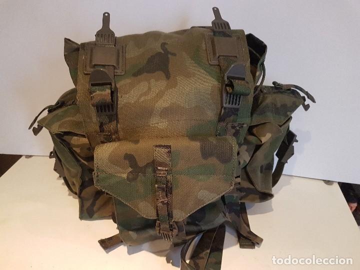 MOCHILA TACTICA LIGERA FFAA (Militar - Otros relacionados con uniformes )