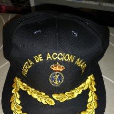 Militaria: GORRA DE ALMIRANTE FUERZA DE ACCIÓN MARÍTIMA.. Lote 172811168