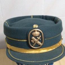 Militaria: GORRA TERESIANA, GUARDIA CIVIL, TALLA 54. Lote 172886472