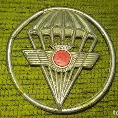 Militaria: EMBLEMA DE BOINA EZAPAC AÑOS 60. Lote 173559092