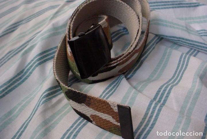 Militaria: Cinturon militar de paseo - Foto 2 - 173657504