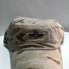 Militaria: GORRA ÁRIDO PIXELADO E. DEL AIRE T-M NUEVA. Lote 231364555