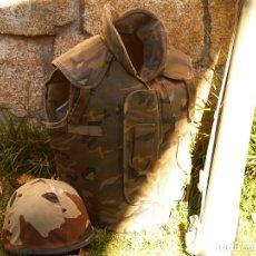 Militaria: CHALECO ANTIFRAGMENTACIÓN. Lote 174073025