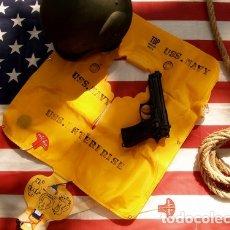 Militaria: CHALECO SALVAVIDAS DEL USS. ENTERPRISE DE COMPLEMENTO. Lote 174073338