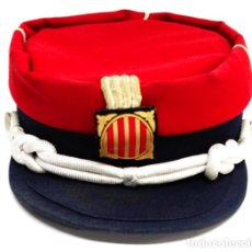 Militaria: MOSSOS DE ESCUADRA: GORRA TERESIANA. Lote 174334003