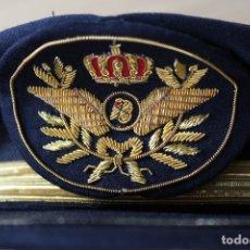 Militaria: GORRA PILOTO IBERIA, SIN ESTRENAR. NUEVA!! MARCA AL-CAP. Lote 174579434
