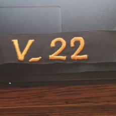 Militaria: ANTIGUO LEPANTO A IDENTIFICAR BORDADO V22. Lote 174676409