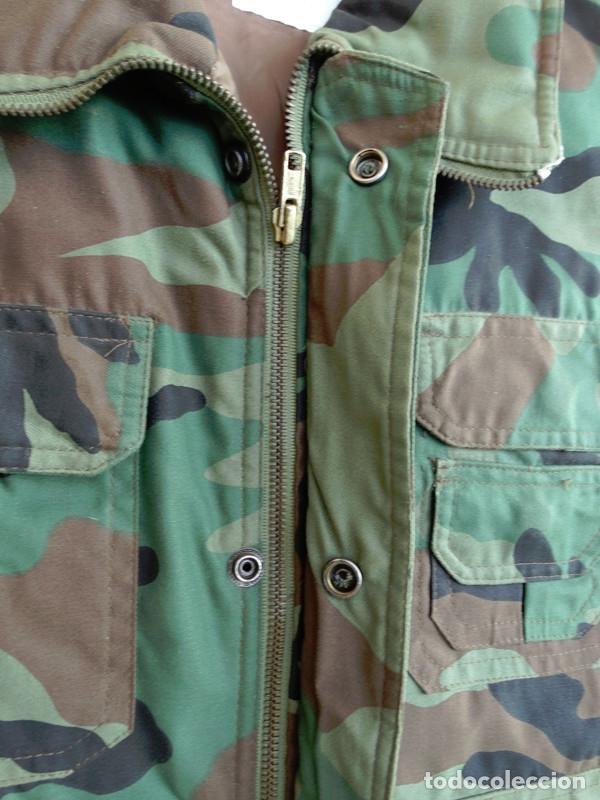 Militaria: CHALECO CAMO WOODLAND - Foto 4 - 174799440