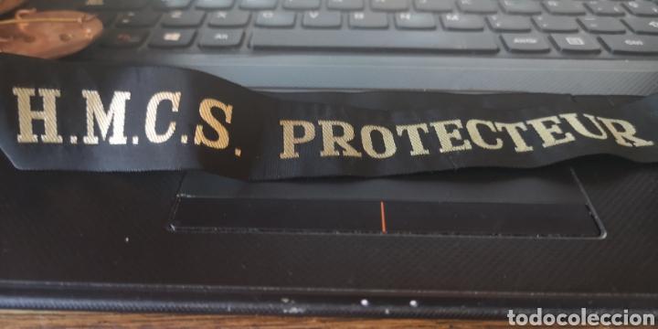 ANTIGUO LEPANTO HMCS PROTECTEUR (Militar - Boinas y Gorras )