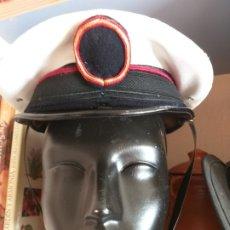 Militaria: GORRA PLATO DE LA MARINA ( ARMADA) EPOCA DE FRANCO. Lote 175470255