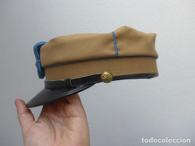 Militaria: * Antigua gorra de tropas nomadas franquista, africa, original. ZX - Foto 4 - 189705437