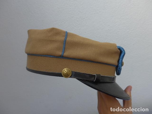 Militaria: * Antigua gorra de tropas nomadas franquista, africa, original. ZX - Foto 5 - 189705437