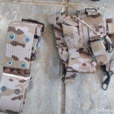 Militaria: CINTURON Y TRINCHAS ARIDO. Lote 176133525