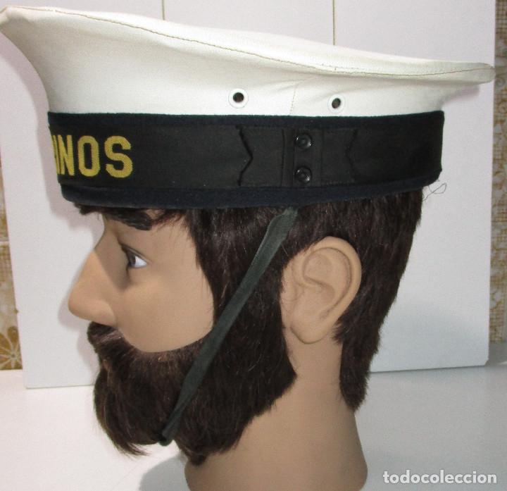 Militaria: Lepanto marina, armada española SUBMARINOS - Foto 3 - 176178054