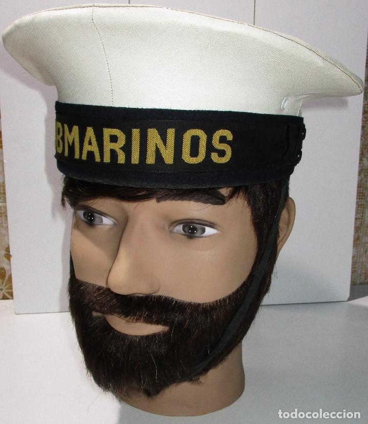 Militaria: Lepanto marina, armada española SUBMARINOS - Foto 2 - 176178054
