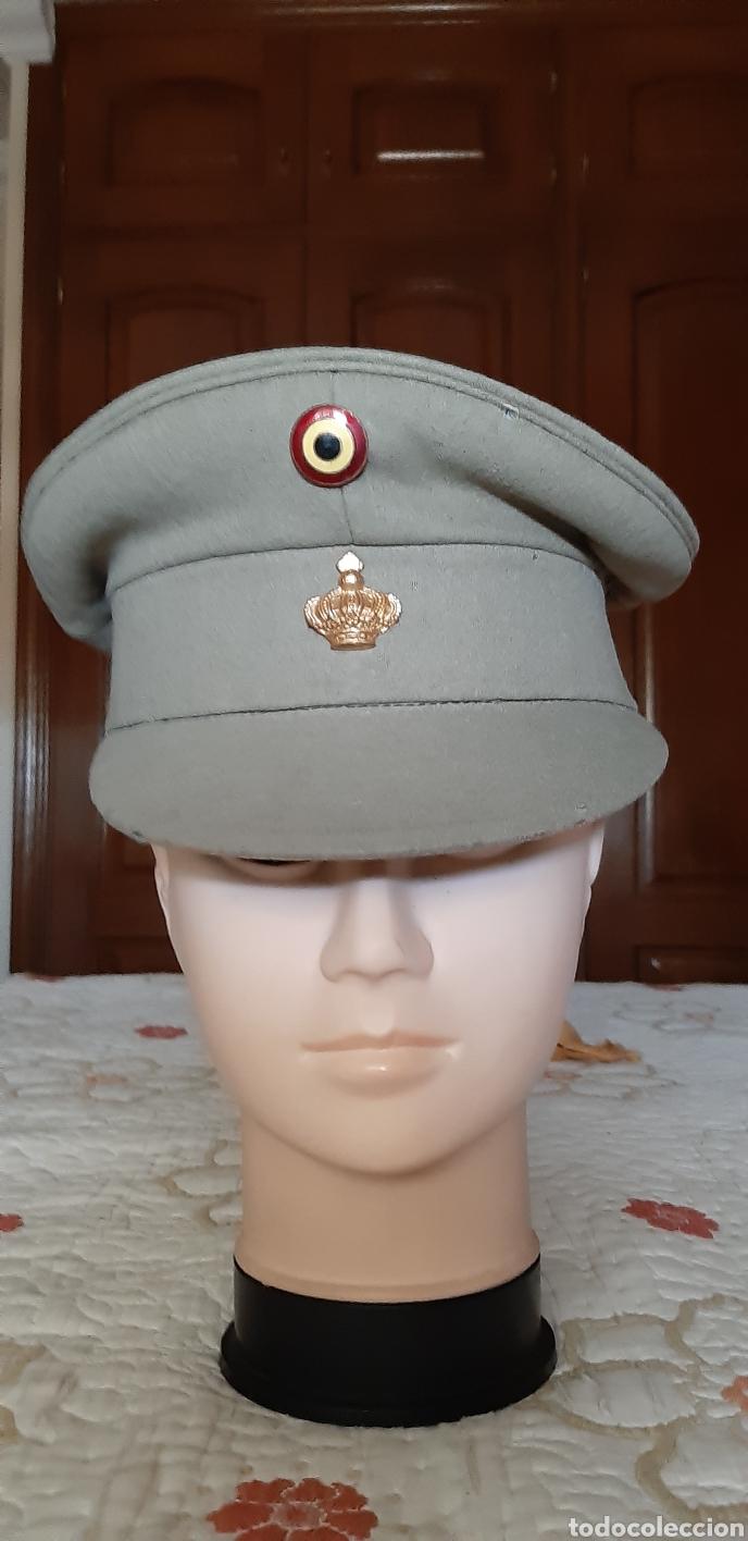 GORRA MILITAR A IDENTIFICAR (Militar - Boinas y Gorras )