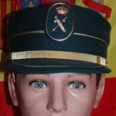 Militaria: GORRA TERESIANA GUARDIA CIVIL TALLA 55 (DESCATALOGADA) 032. Lote 177006185