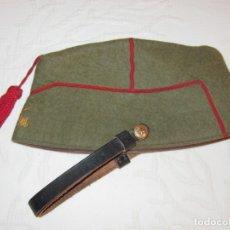 Militaria: CHAPIRI LEGIÓN. TALLA 56.. Lote 177418800